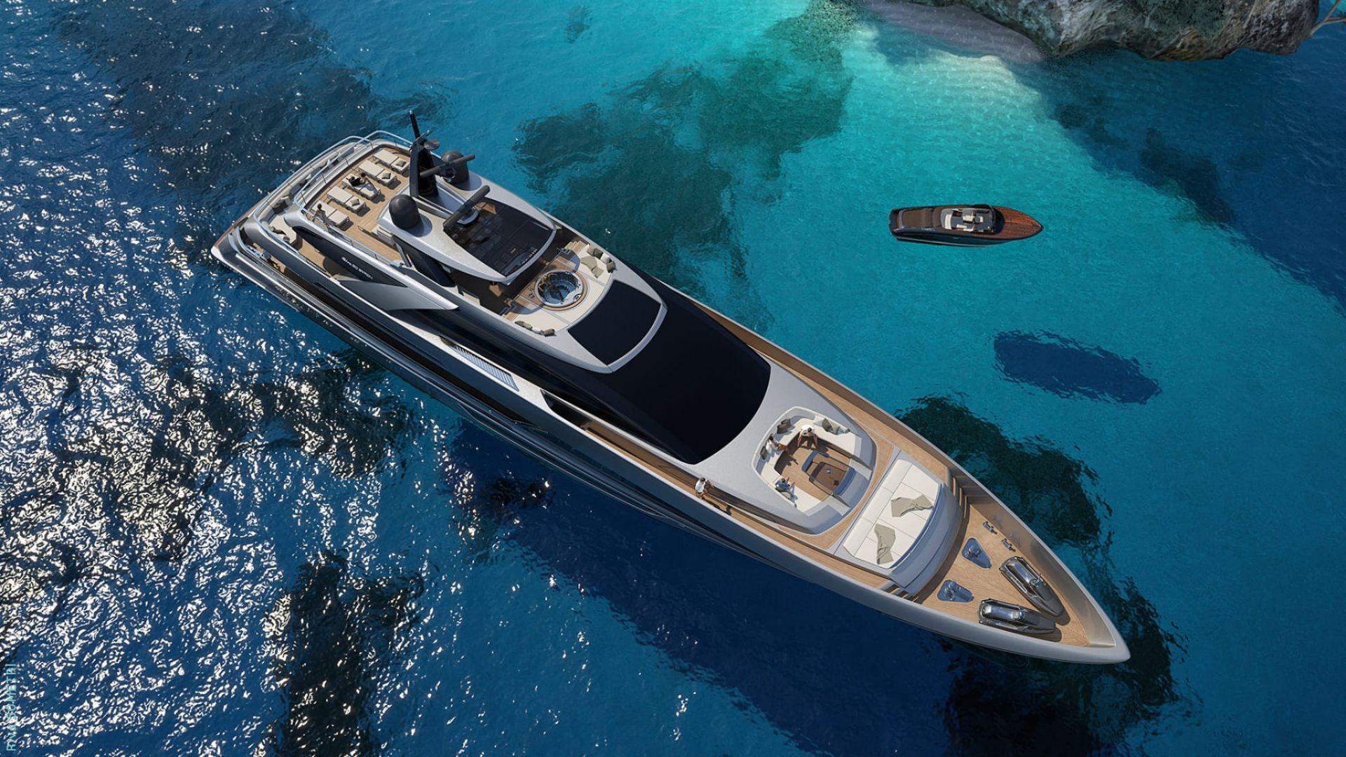 The true luxury of sailing
