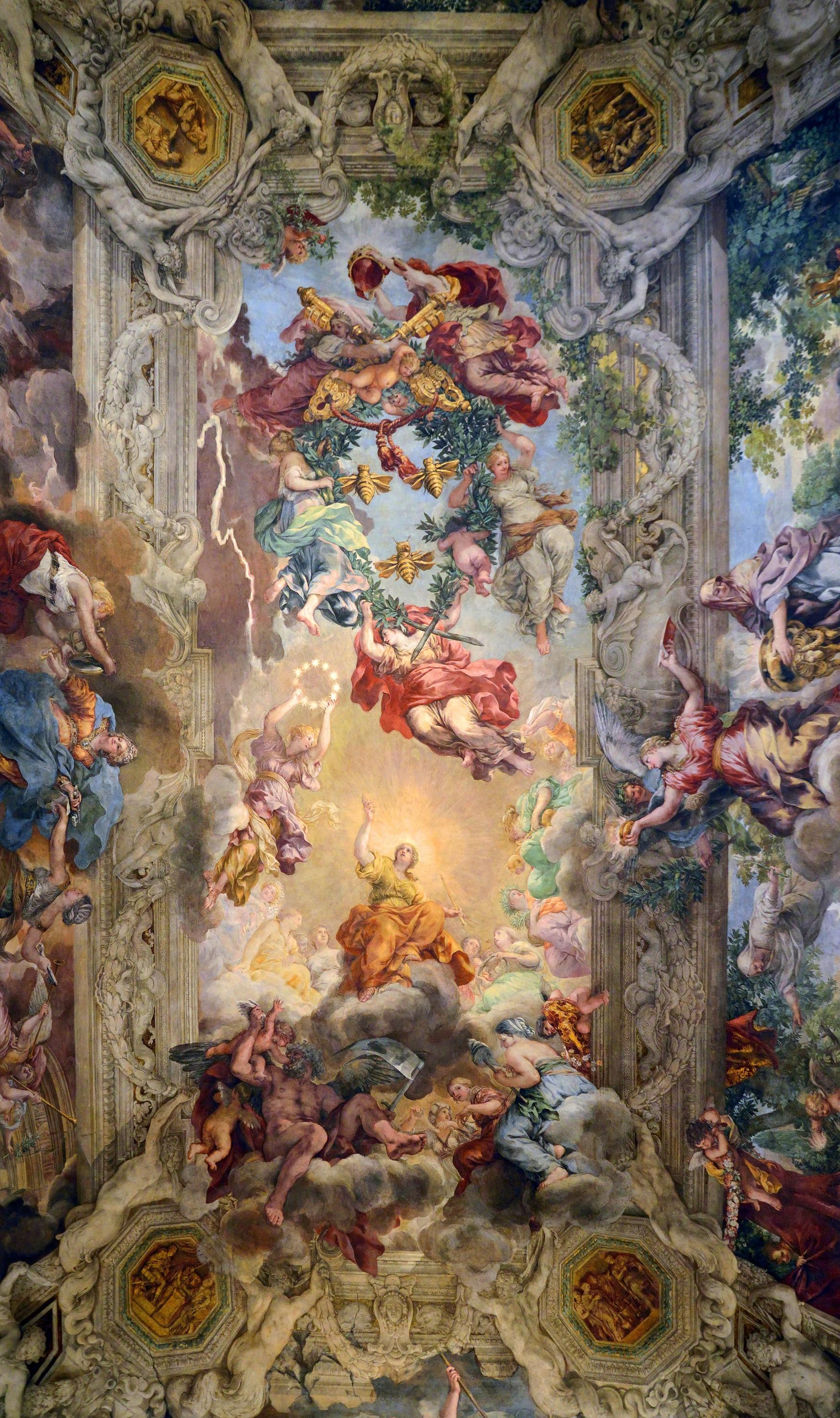 The Italian art restoration: a worldwide excellence