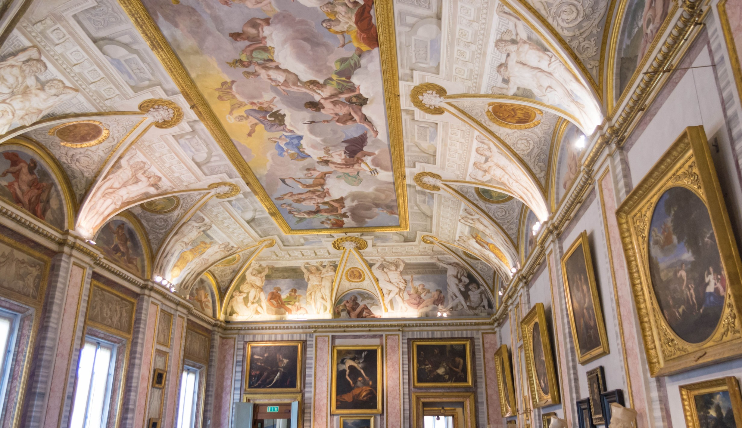 The Italian Museums
