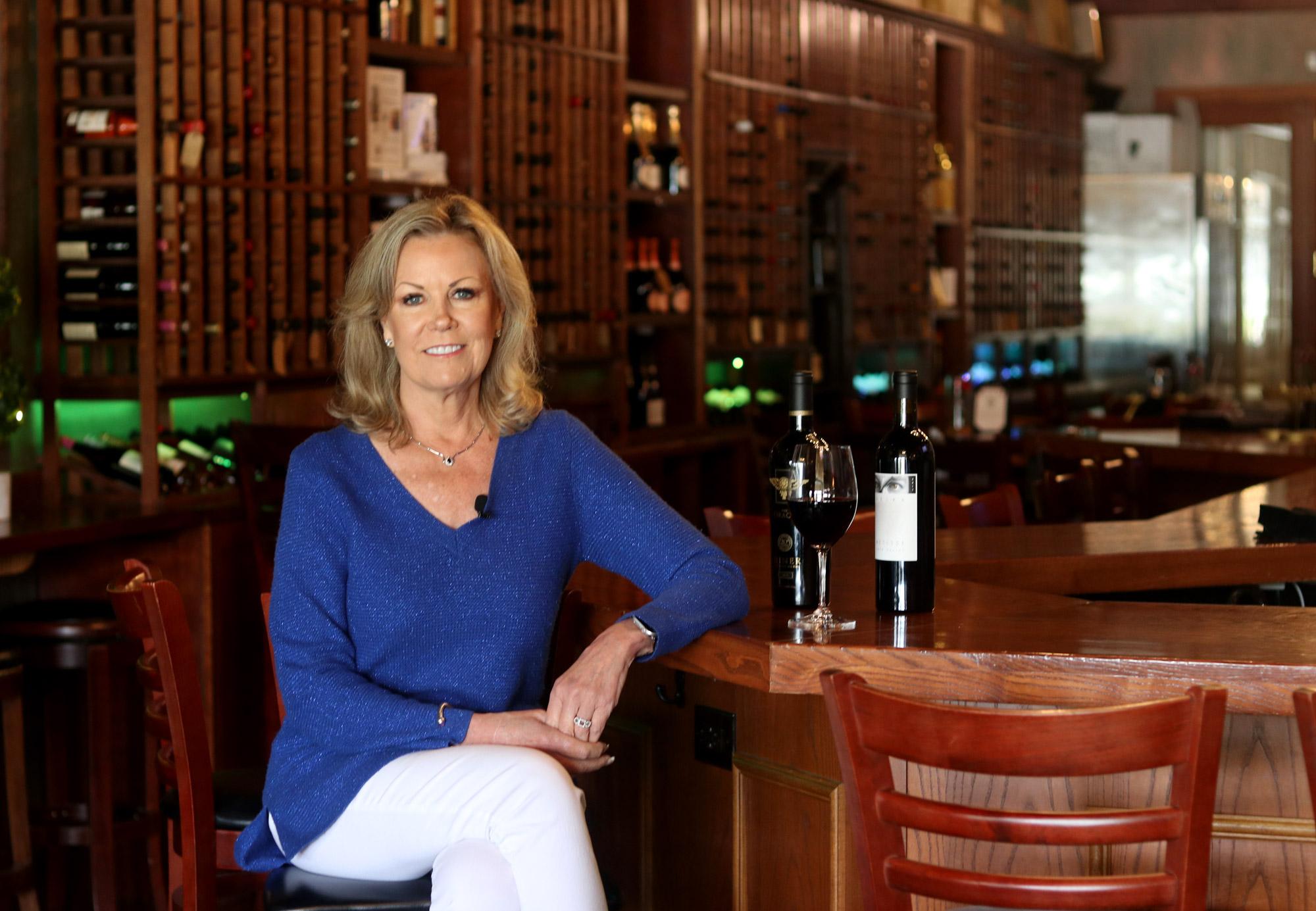 Deb Linden, Owner of The Vineyard Orlando