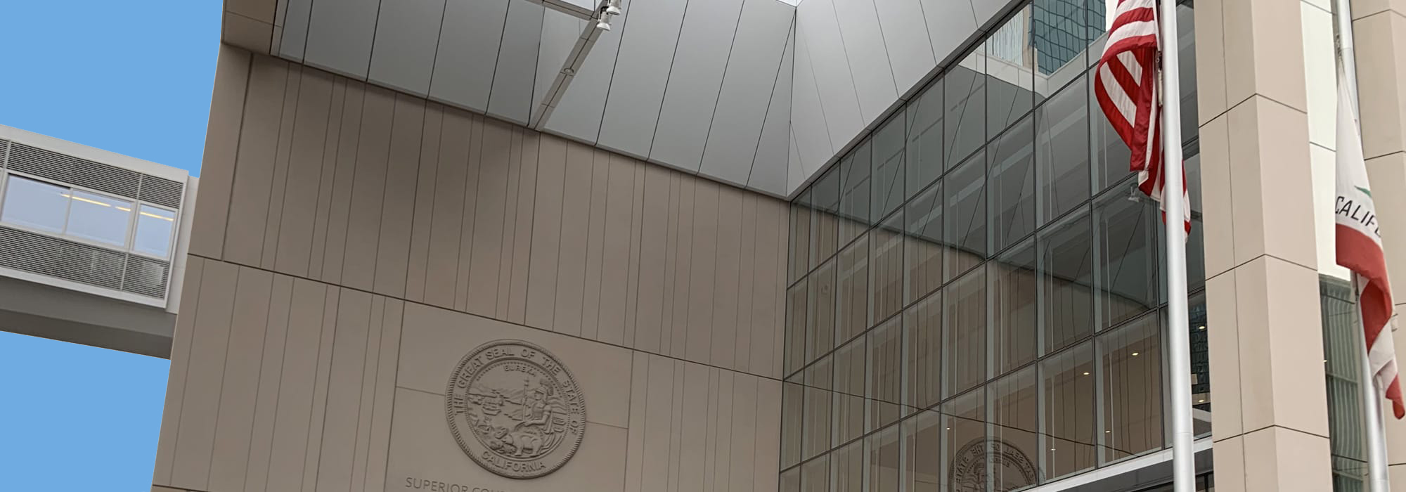 Photo of Superior Court Building in San Diego, CA