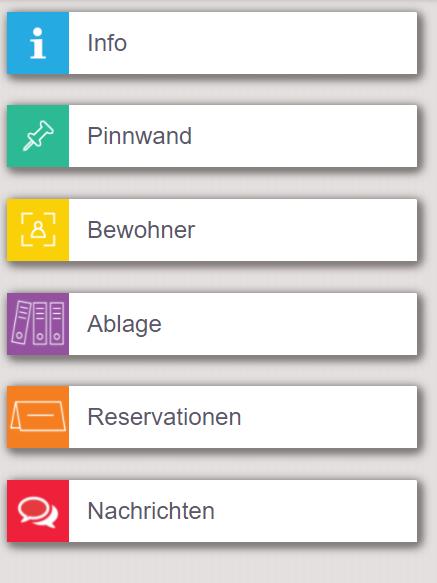 screenshot Infoboard smart PLACE
