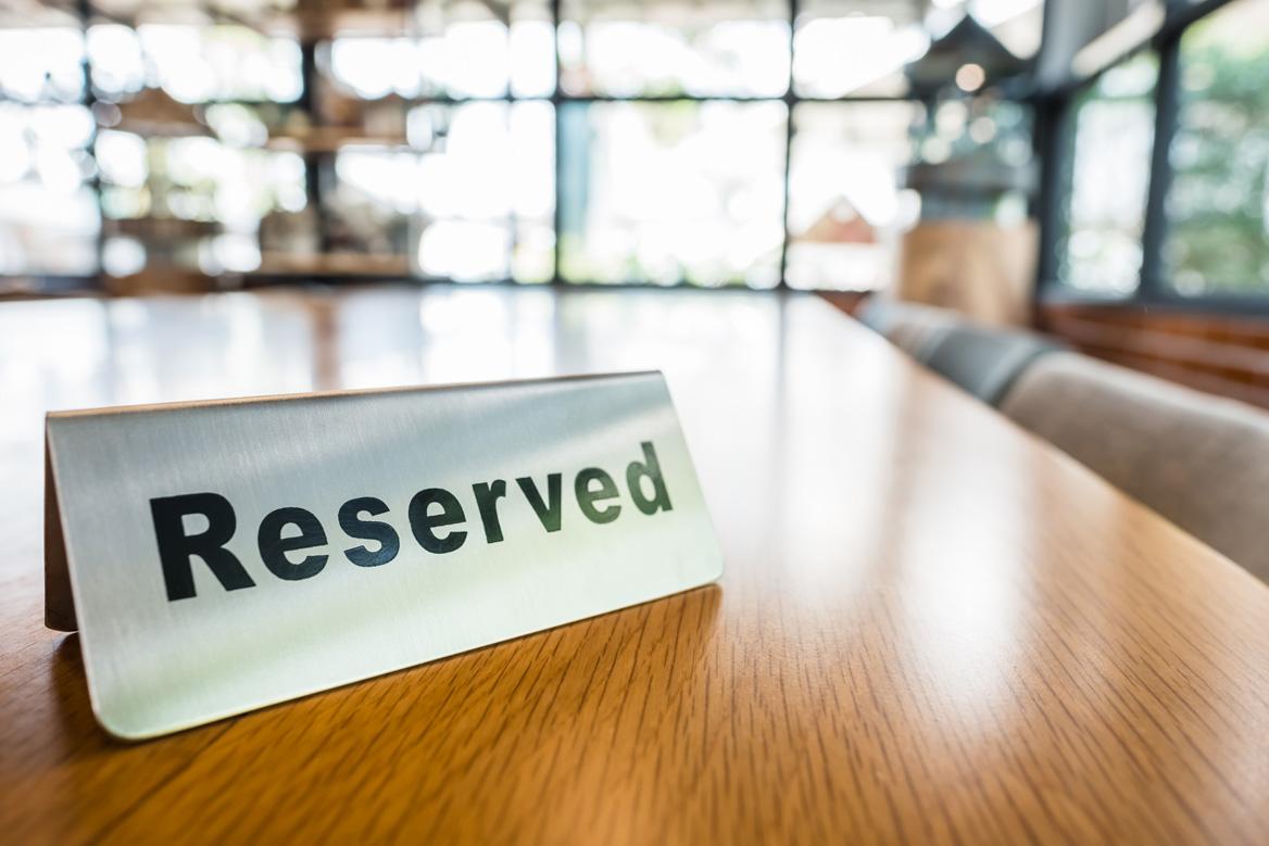 Meeting Raum reservationssystem