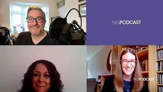 NGPodcast Episode #5 thumbnail - Marcus Ineson, Monia Sood & Elizabeth Wallace, Lawyers at Hill Dickinson