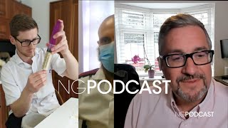 NGPodcast Episode #3 - Marcus Ineson with Josh Beattie & Phill Johnston, Dietitians from University North Midlands NHS Trust