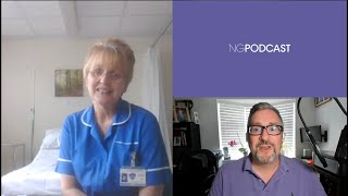 NGPodcast Episode #1 - Marcus Ineson with Yvonne Clarkson, Lancashire Teaching Hospitals NHS Trust