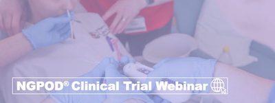 NGPod Clinical Results Webinar Main Image