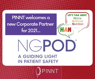 Announcement image of PINNT's partnership with NGPod