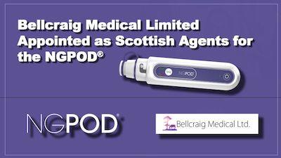 NGPod appoints Bellcraig Medical Limited