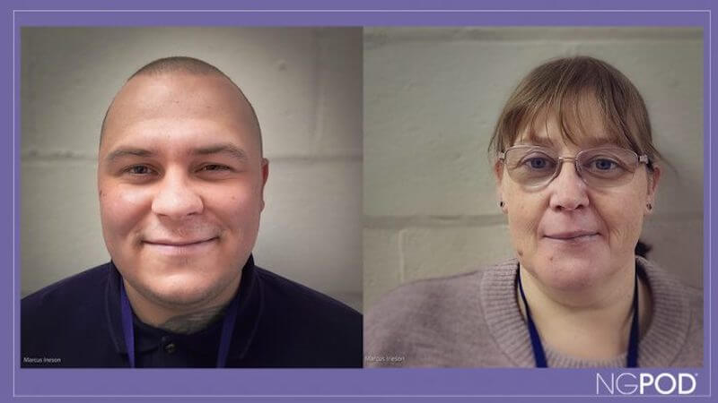 Melanie Ellis & Tom Molyneux join NGPod