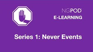 #1: Never Events in the UK Healthcare System