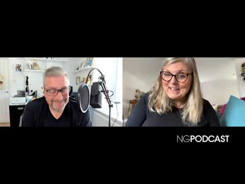 Episode #10 NHS Nutrition Nurse Specialist Georgie Adams on Electronic Patient Record Systems (EPIC)