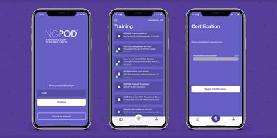 NGPOD App