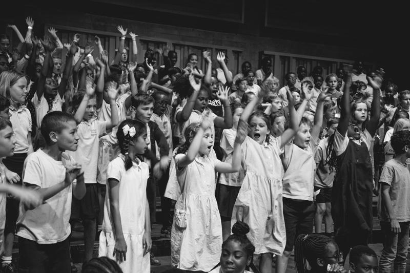 Drama at the Belham Primary School