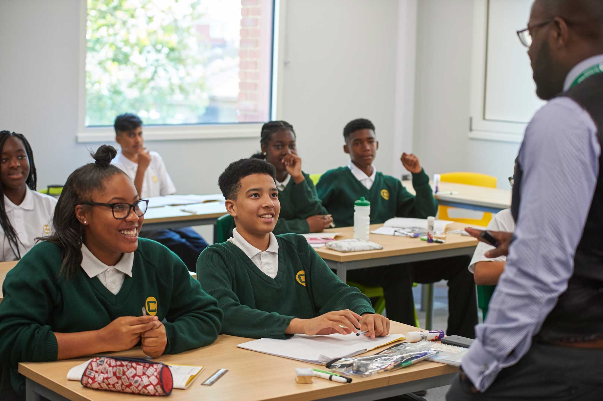 Learning at Charter School East Dulwich