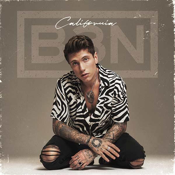 Benji B3N sort son premier album California