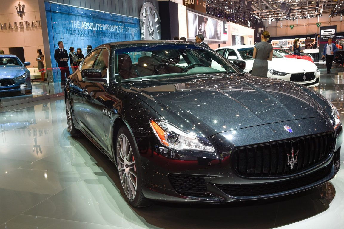 100 anni di storia Maserati - tuttoitalia