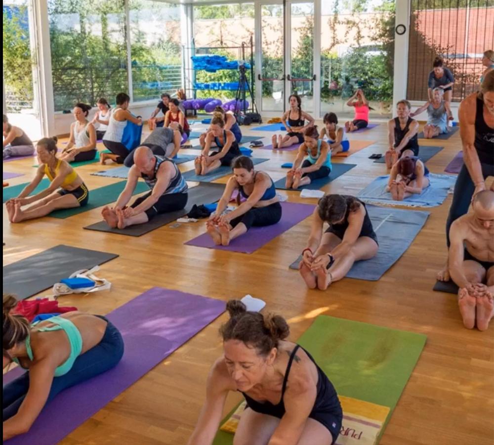 Yoga in Salento - Zollino (Lecce)