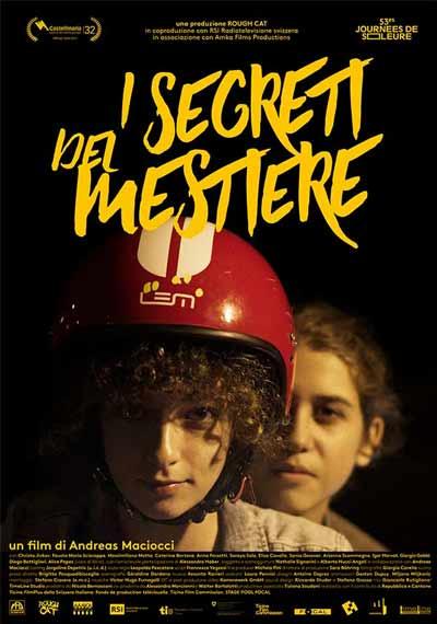 I segreti del mestiere (The secrets of the trade) now in the cinema