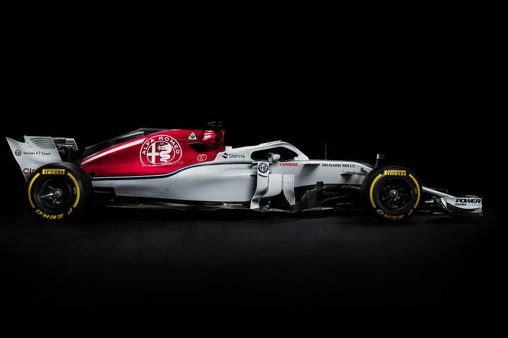 Alfa Romeo torna in F1 con Sauber