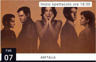 GLI INDIFFERENTI - Amitalia - Gli Anniversari Celebri