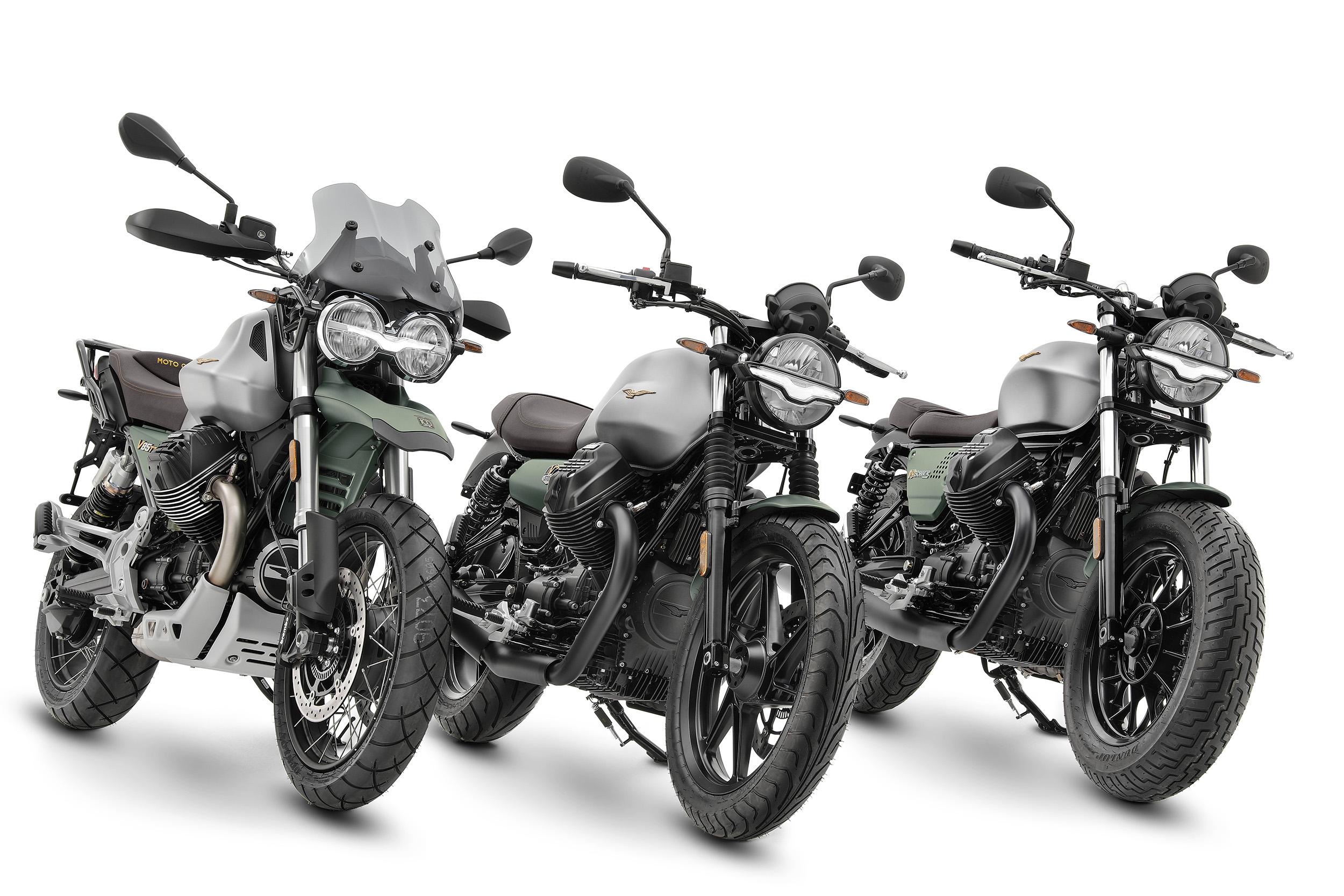 Moto Guzzi celebrates 100 years