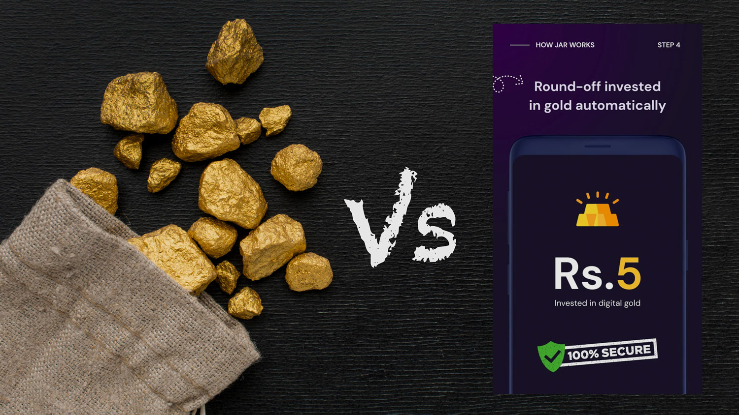 Digital Gold vs. Physical Gold: Is going Digital a Smarter Investment?