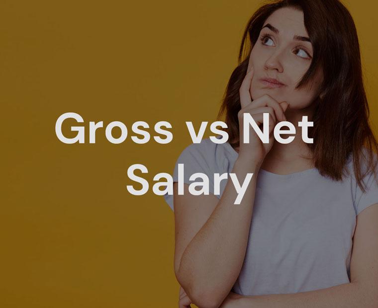 Gross Salary vs. Net Salary: Explained and Calculated - Jar App