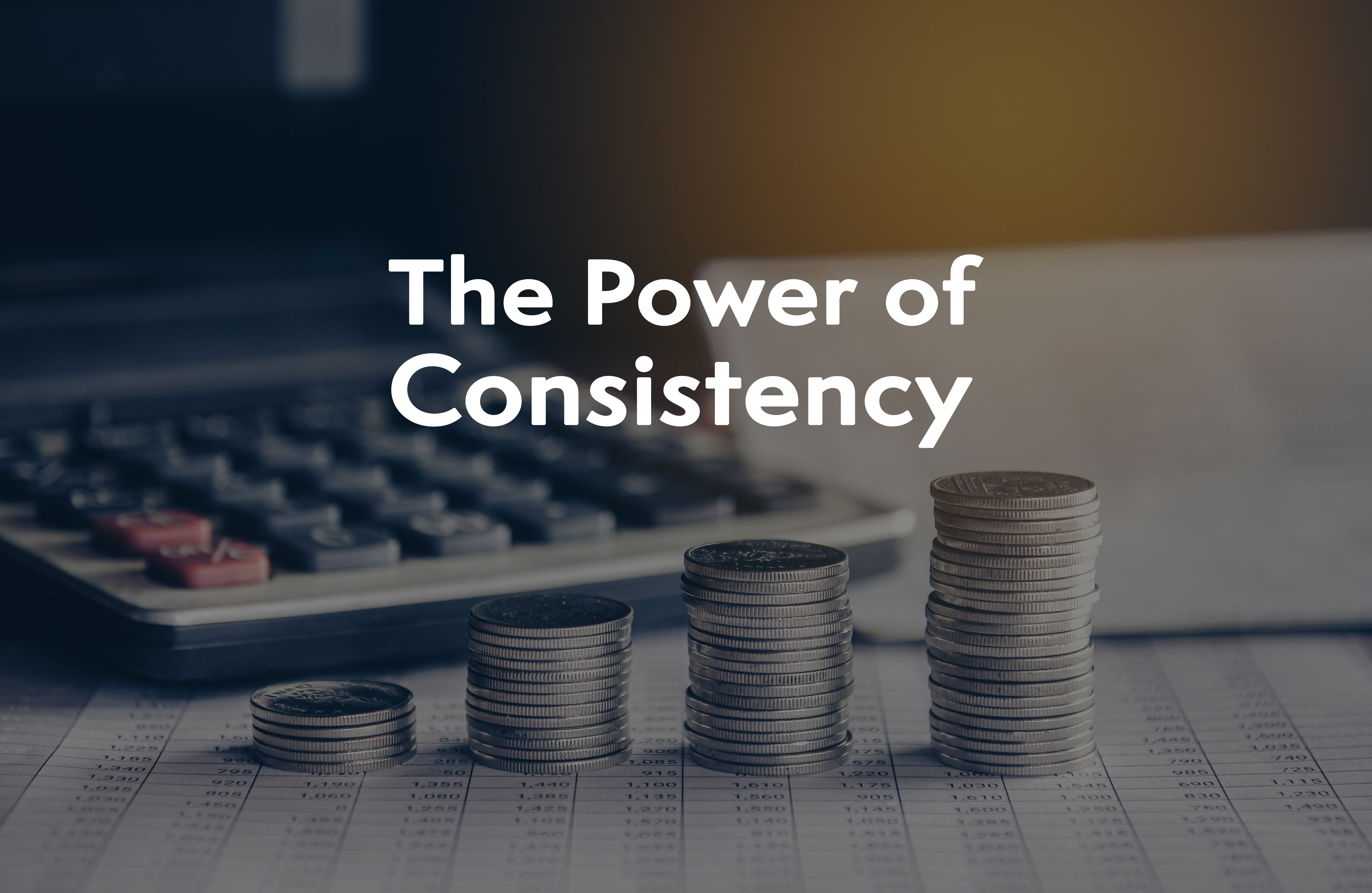 The Power of Consistency! The more you Spend, the more you Save - Jar App