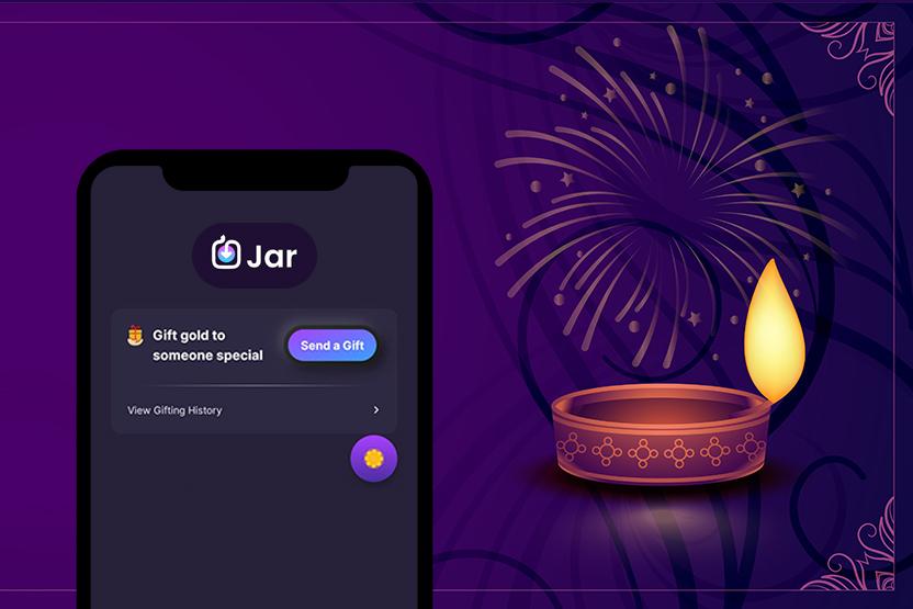 Gifting Gold? Going Digital is The Smarter Option : Jar App