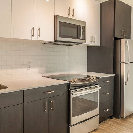 Build Out Services - Kitchenette