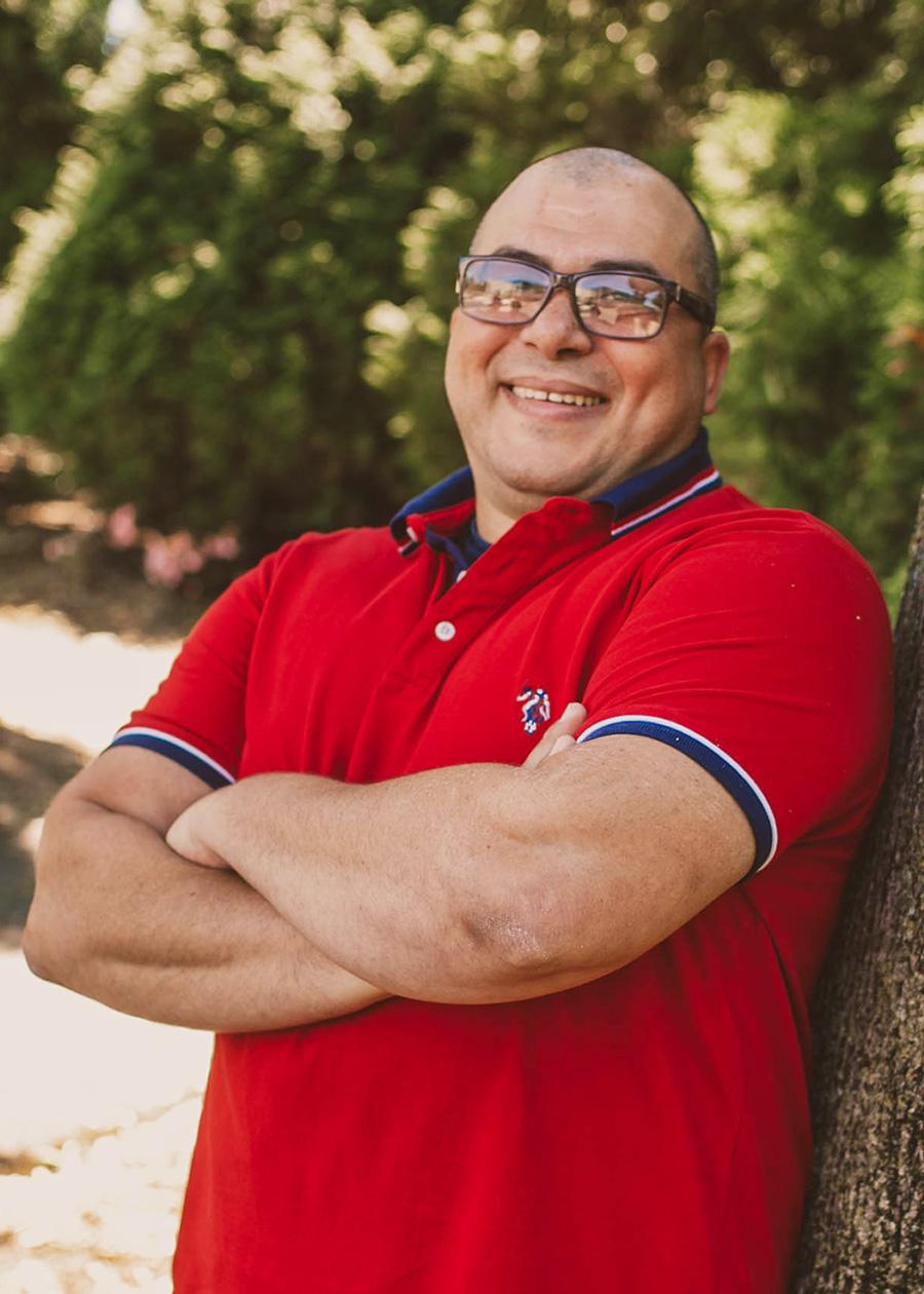 Photo of Karim Farid