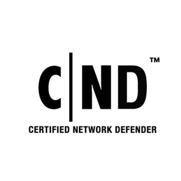 Certified Network Defender certification image