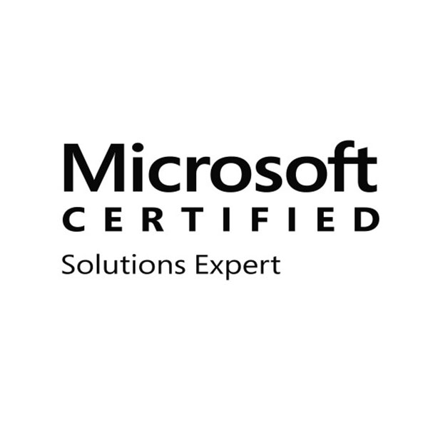 Microsoft Services Expert certification image