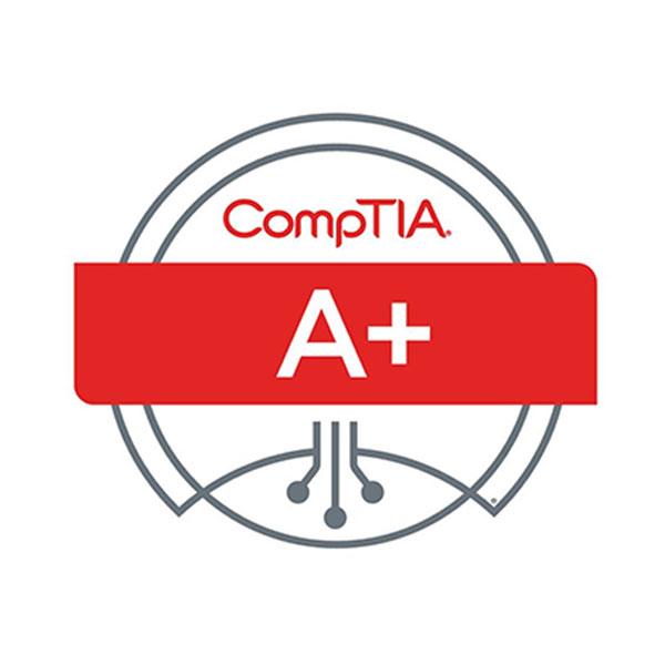 CompTIA A+ certificate image