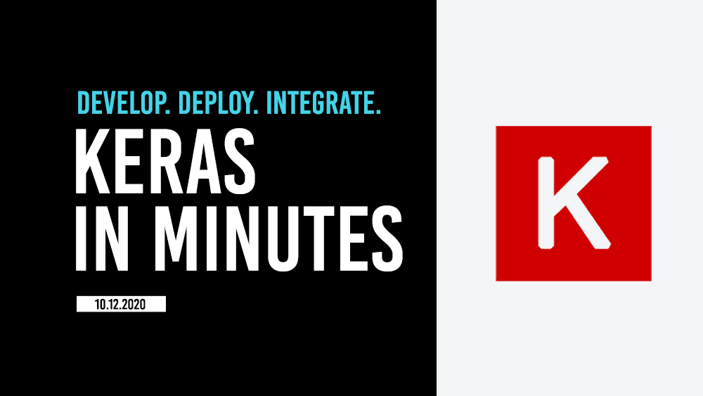 How to easily deploy a Keras model in minutes?