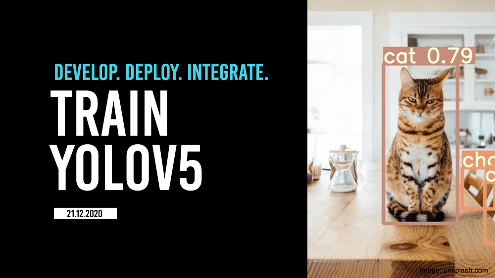 Train yolov5. A quick guide from a model to the actual use case.