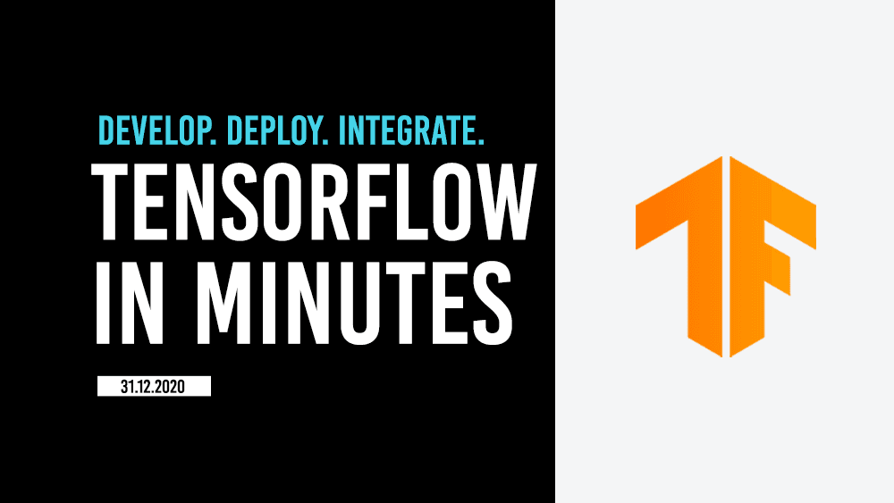 How to deploy a Tensorflow model in minutes?