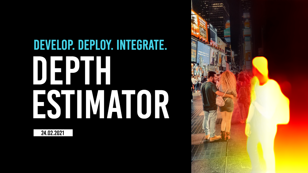 A quick guide on how to deploy depth estimator at scale.