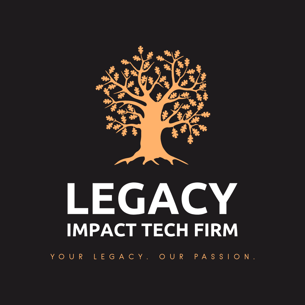 Our business logo can be found on the webpage dedicated to our business and is located at: www.Legacyimpacttech.com