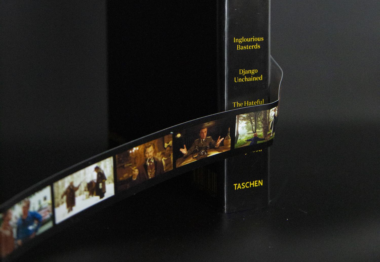 Quentin Spine Book