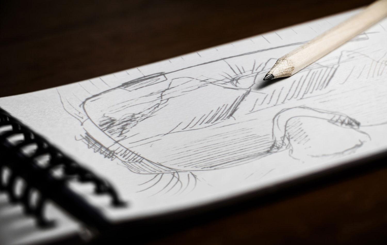 Storyboard drawing