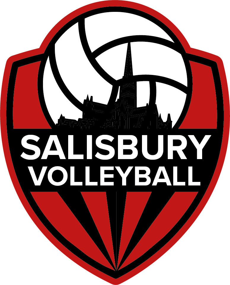 Salisbury Volleyball Logo