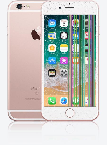 Wymiana ekranu iPhone 6S Plus Gdynia
