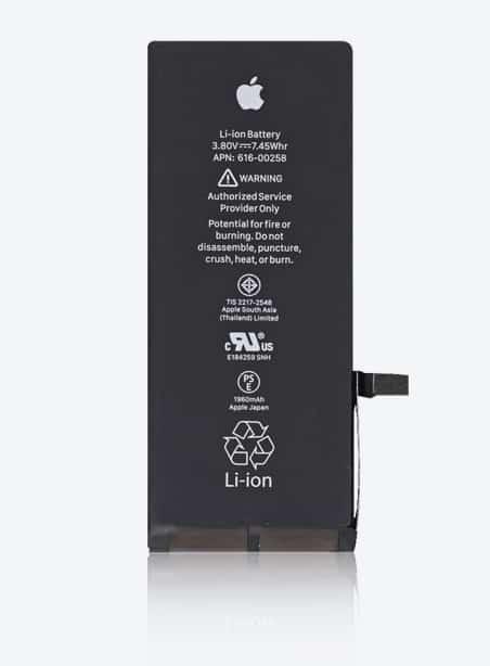 Wymiana baterii iPhone Gdynia