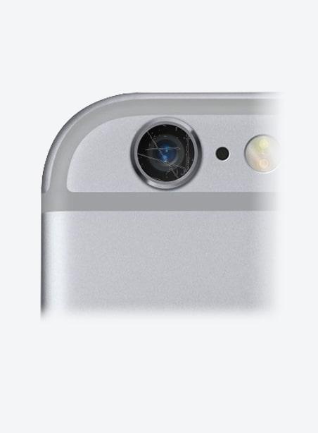 Wymiana szybki aparatu iPhone 6S Gdynia