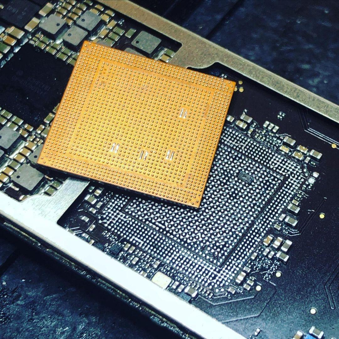Rebbaling procesora