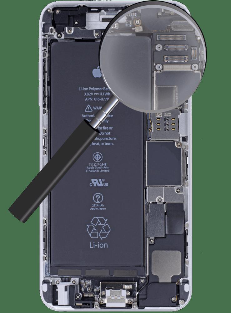 Bezpłatna diagnoza iPhone MacLab  Gdynia