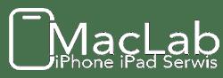 Logo MacLab Serwis Gdynia
