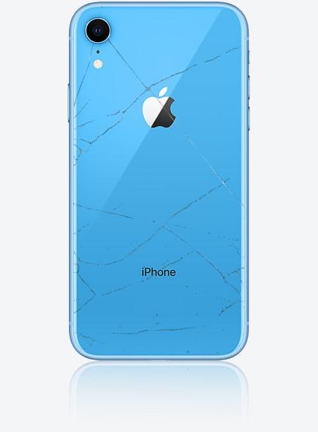 Wymiana tylnego szkła iPhone XR Gdynia
